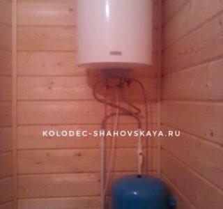 Подключили систему водоснабжения под ключ